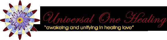 Universal One Healing
