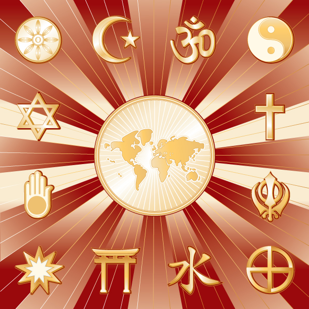 Discover Religions Largest Religions Different Religions - 3 largest religions